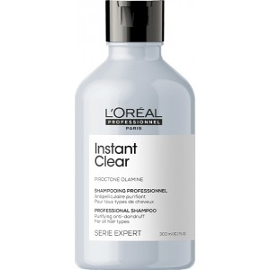 L'Oreal Serie Expert Instant Clear Shampoo 300ml