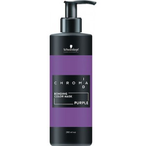 Schwarzkopf Chroma ID Bonding Color Mask Purple 280ml