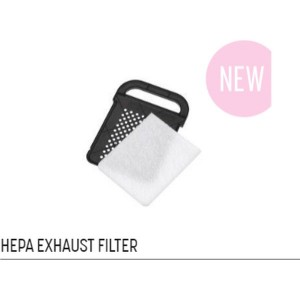 HAIRVACUUM HEPA EXHAUST FILTER