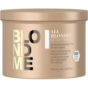 Schwarzkopf Professional BlondMe All Blondes Detox Mask 500ml