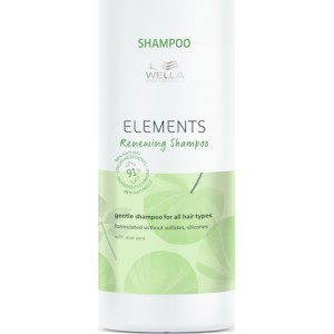 Wella Professionals NEW Elements Renewing Shampoo 1000ml – Σαμπουάν Αναζωογόνησης