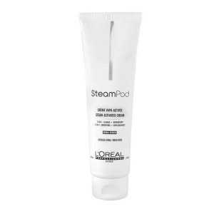 L'Oreal Professionnel Steam Pod Smoothing Cream για χοντρά μαλλιά 150ml