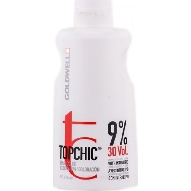 Goldwell Topchic Developer Lotion 9% 30vol 1000ml