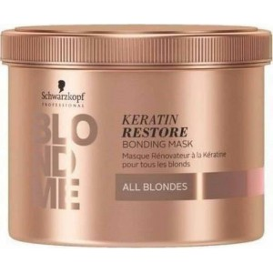 Schwarzkopf Blondme Keratin Restore Bonding Mask All Blondes 500ml