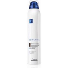 L'Oreal Serioxyl Volumising Coloured Spray for Brown Thinning Hair Hypoallergenic 200ml