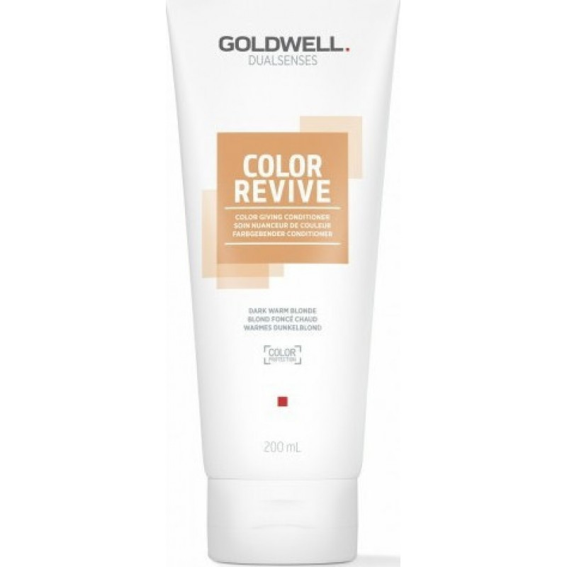 Goldwell Dualsenses Color Revive Color Giving Conditioner Dark Warm Blonde 200ml