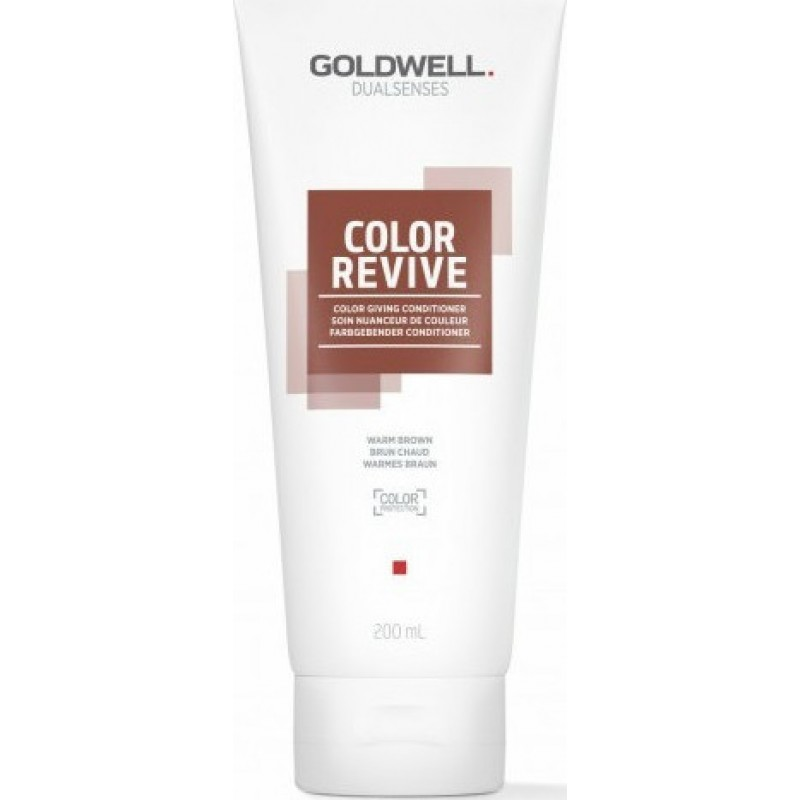 Goldwell Dualsenses Color Revive Color Giving Conditioner Warm Brown 200ml