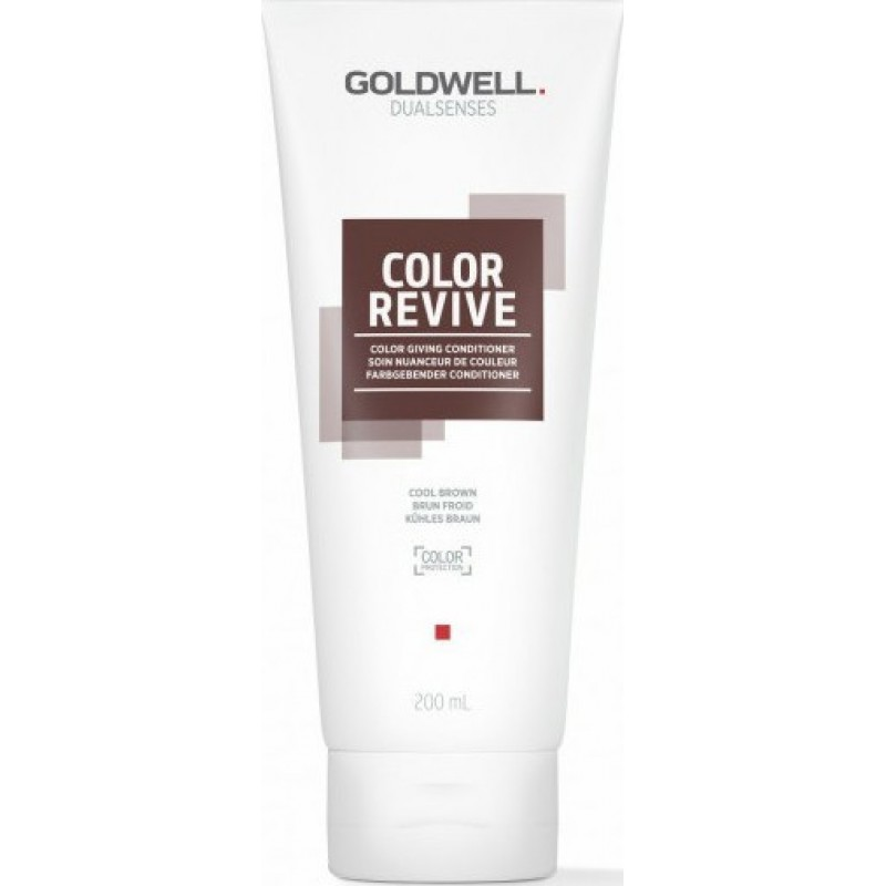 Goldwell Dualsenses Color Revive Color Giving Conditioner Cool Brown 200ml