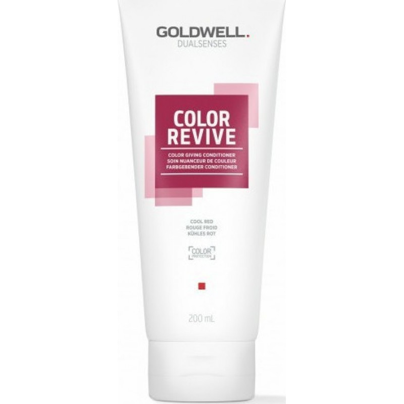 Goldwell Dualsenses Color Revive Color Giving Conditioner Cool Red 200ml