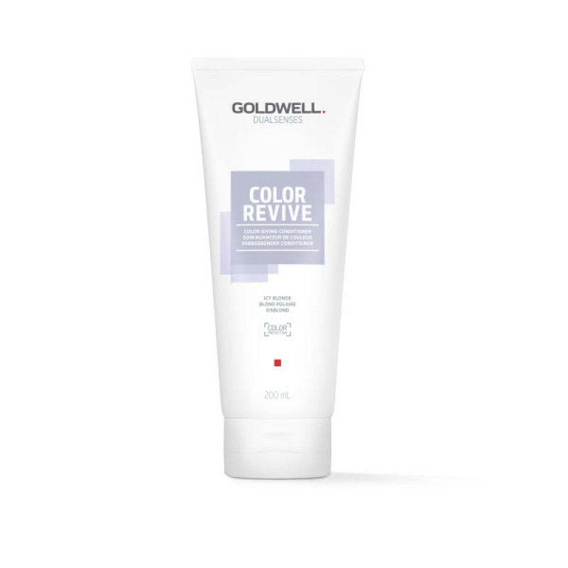 Goldwell Dualsenses Color Revive Color Giving Conditioner Icy Blonde 200ml