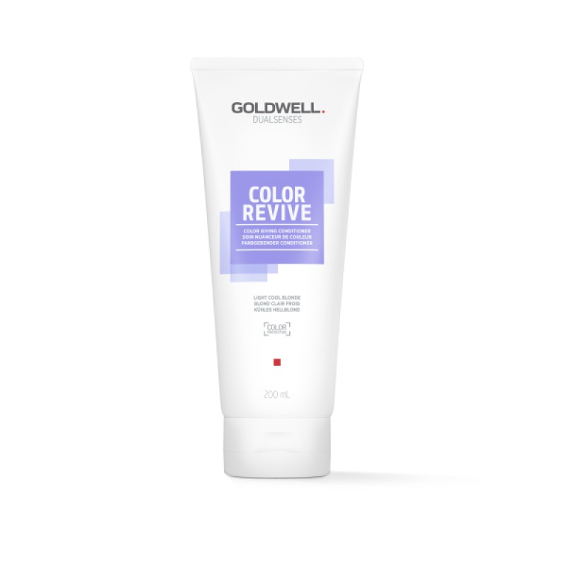 Goldwell Dualsenses Color Revive Color Giving Conditioner Light Cool Blonde 200ml