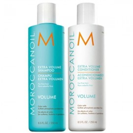 Moroccanoil Extra Volume 2piece set Shampoo 250ml+Conditioner 250ml