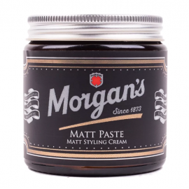 Morgan's Matt Paste Styling Cream 120ml