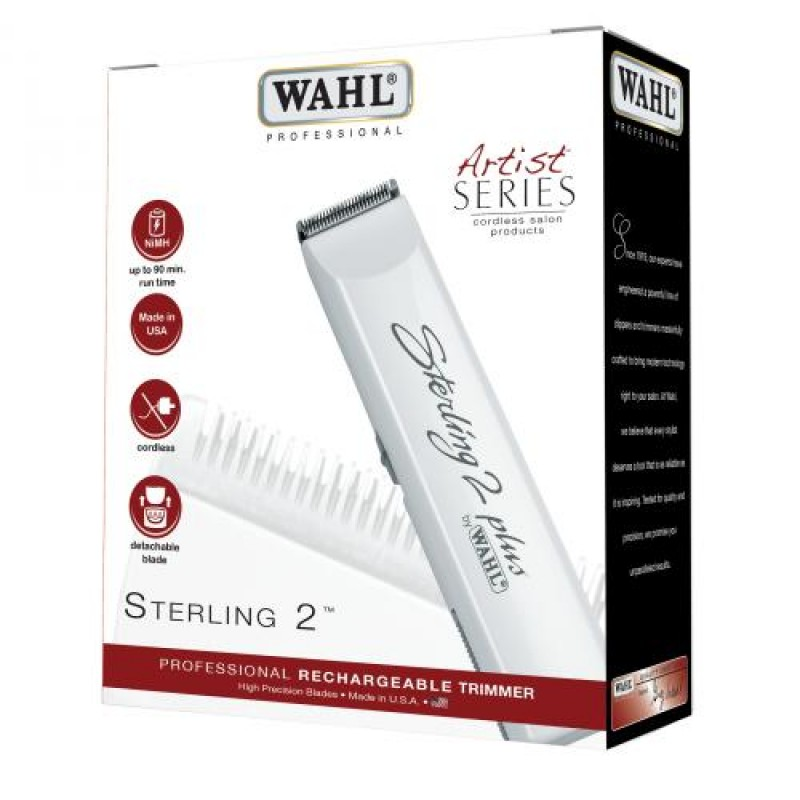 Wahl Artist Sterling 2 Plus Cordless Trimmer