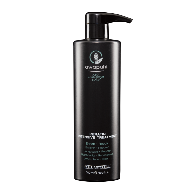 Paul Mitchell Awapuhi Wild Ginger Keratin Intensive Treatment® 500ml