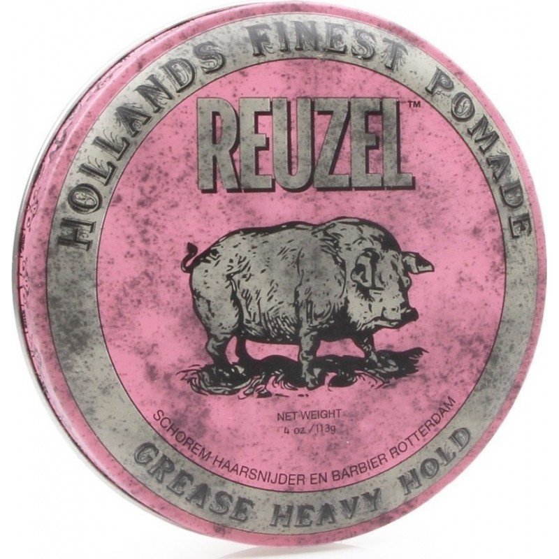 Reuzel Pink Heavy Hold Grease 113gr