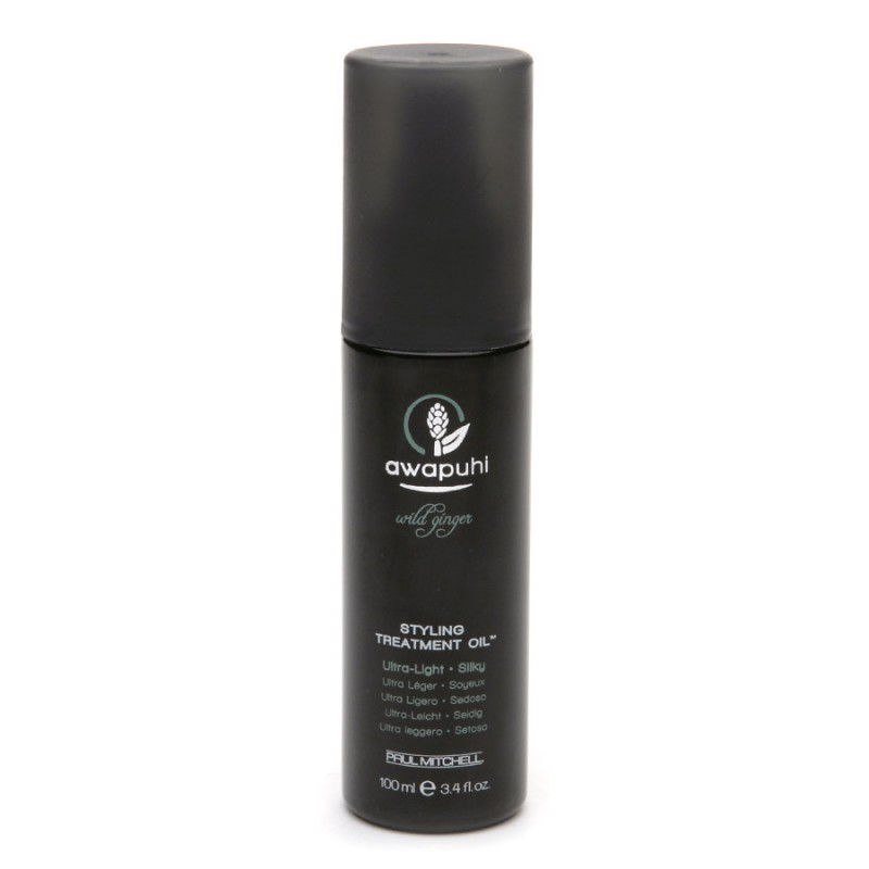 Paul Mitchell Awapuhi Wild Ginger Styling Treatment Oil® 100ml