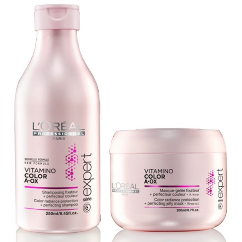 L'Oreal Professionnel vitamino Color Σετ (Σαμπουάν & Μάσκα)
