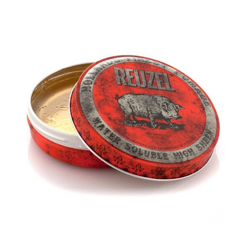Reuzel Red Pomade Piglet Water Soluble 35 gr
