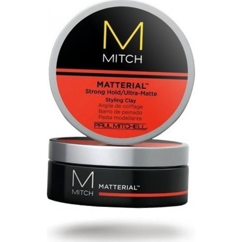 Paul Mitchell Matterial Strong Hold Ultra Matte Styling Clay 85gr
