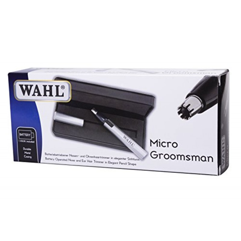 WAHL NOSE TRIMMER MICRO GROOMSMAN 3214-0471