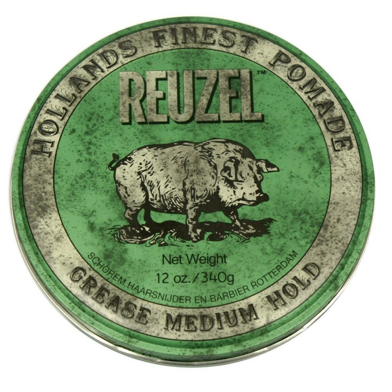 Reuzel Green Grease Medium Hold Pomade 340gr