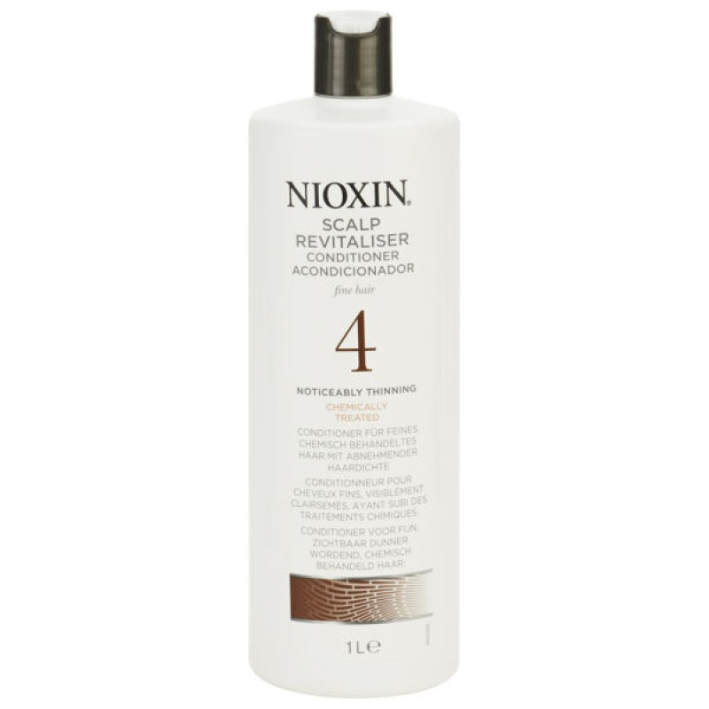 Nioxin Scalp Revitaliser Conditioner System 4 1000ml