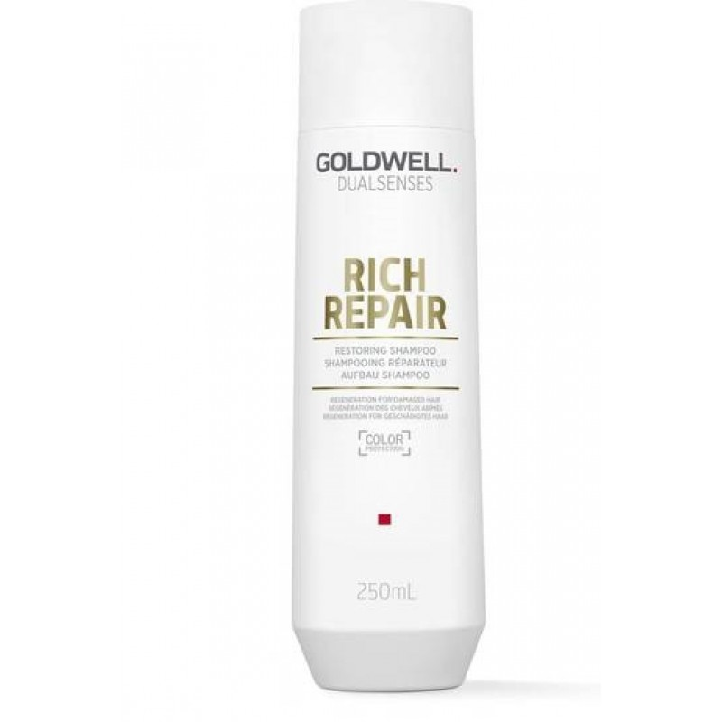 GOLDWELL DUALSENSES RICH REPAIR CREAM SHAMPOO (250ML)