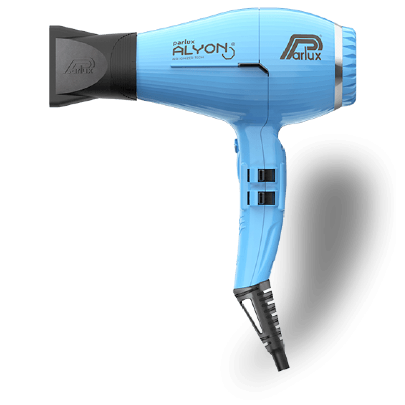 Parlux ALYON® AIR IONIZER TECH Hair Free System Turquoise