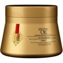 L'Oreal Professionnel Mythic Oil New Masque για Κανονικά - Χονδρά Μαλλιά 200ml