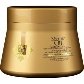 L'Oreal Professionnel Mythic Oil New Masque για Κανονικά - Λεπτά Μαλλιά 200ml