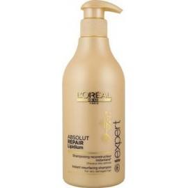 L'OREAL PROFESSIONNEL ABSOLUT REPAIR LIPIDIUM SHAMPOO 500ML