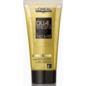 L'Oreal Professionnel Tecni Art Dual Stylers Bouncy & Tender 150ml