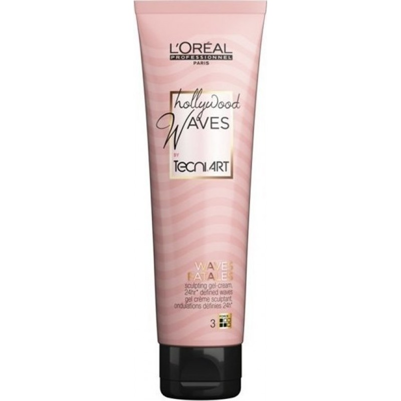 L'Oreal Professionnel Tecni Art Hollywood Waves Waves Fatales 150ml