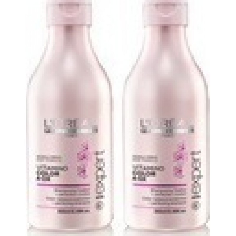L'Oreal Professionnel Vitamino Color Shampoo 2Χ 250ml 1+1 δωρο