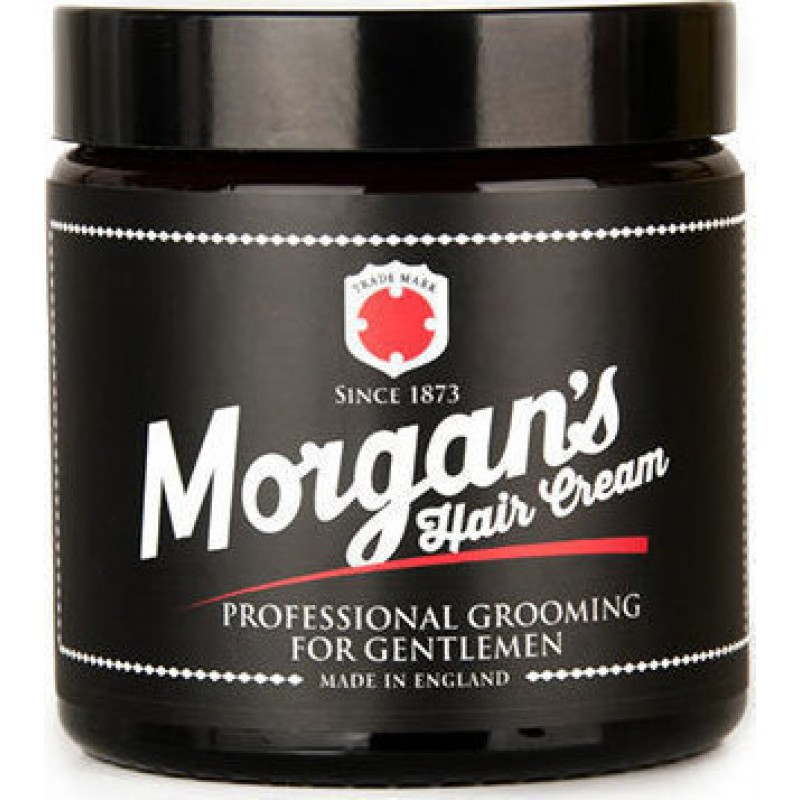 MORGAN'S  GENTLEMEN'S HAIR CREAM CREAM 120 ML
