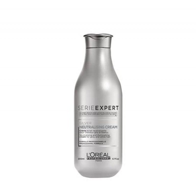L'OREAL PROFESSIONNEL CONDITIONER NEUTRALISING CONDITIONER SILVER  200 ml