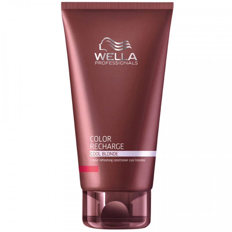 Wella Color Recharge Cool Blonde Conditioner 200ml