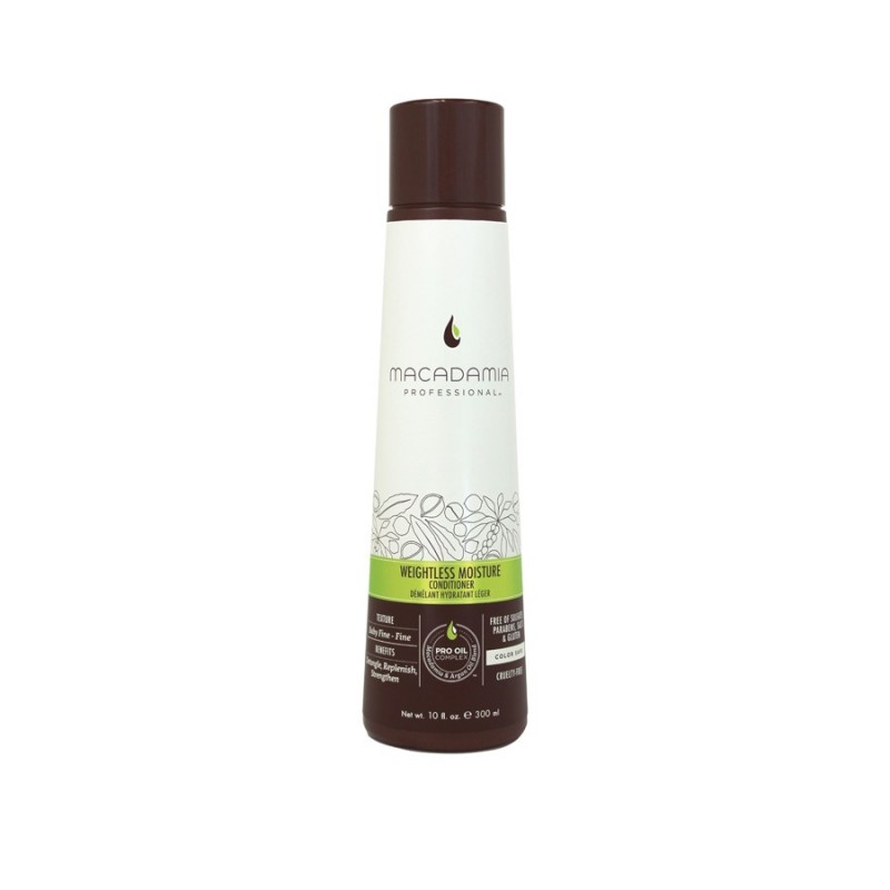 Macadamia Professional Weightless Moisture Conditioner 300ml