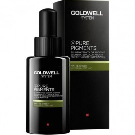 Goldwell @Pure Pigments Matte Green (50ml)