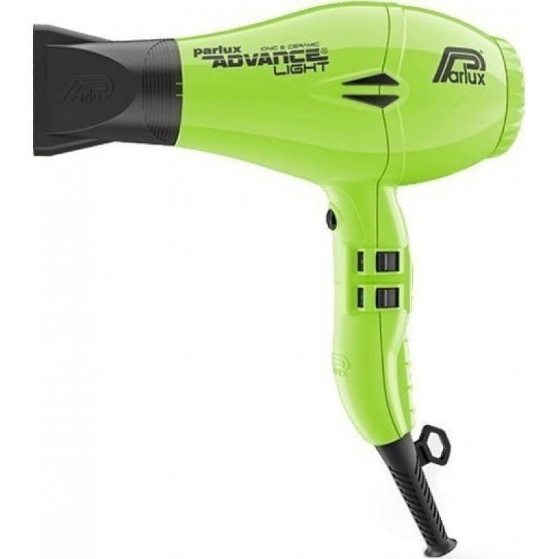 Parlux Advance® Light Ionic and Ceramic Hair Dryer Green