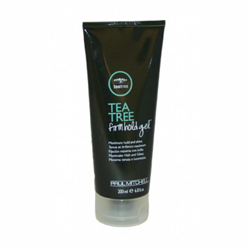 Paul Mitchell  Tea Tree Firm Hold Gel 200ml