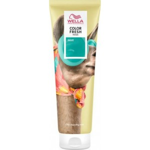 Wella Professionals Color Fresh Mint Coloring Mask 150ml