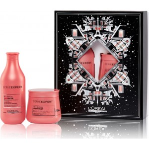 L'Oréal Professionnel Gift Set Inforcer Duo (Inforcer Shampoo 300ml+Inforcer Mask 250ml)