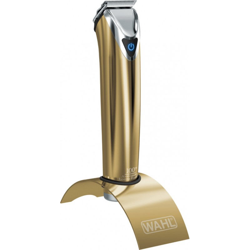 Wahl Limited Edition 18K Gold-Plated 100 Year Anniversary Trimmer